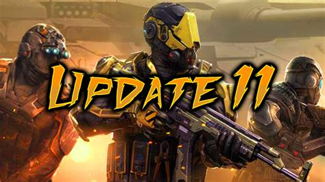 modern combat 5 update 11 gameplay new armor doovi