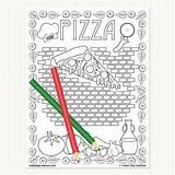 Eat Coloring Printable Adult Let Digi Creations Linda sketch template