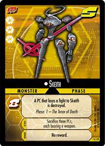 Dot Hack Skeith 1X129 Foil Card Hill39s Wholesale Gaming