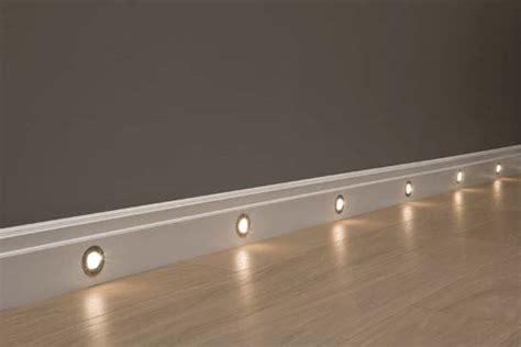 How To Install Baseboard Trim In Bathroom by Skirting Board Lighting And Skirting Lighting House