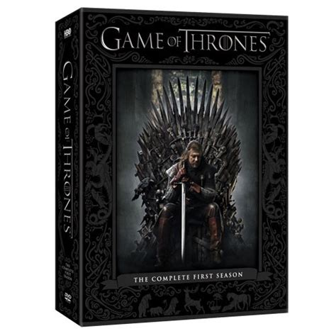 game  thrones season  box set   winter  coming