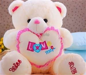 Touch My Heart: 10 Cute Teddy Bear Images Collection