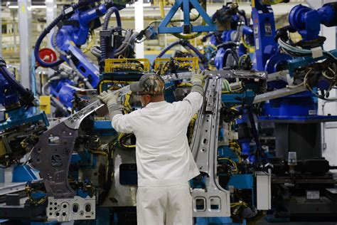 Foreign automakers' U.S. production about to overtake ...