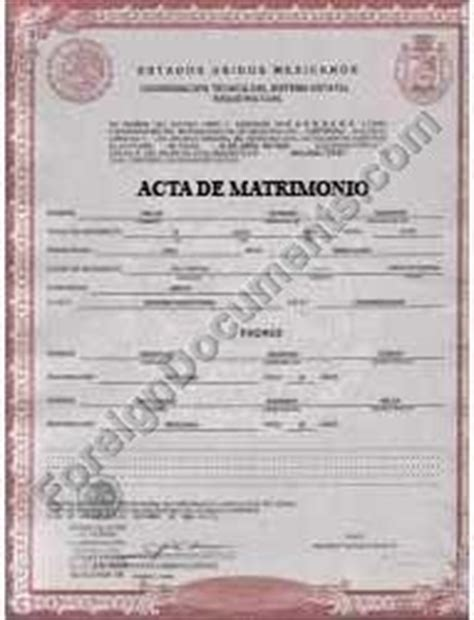 Mexican Marriage Certificate Template by Best Photos Of Mexico Birth Certificate Template Mexican