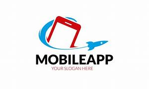 Mobile app logo vector - Vector Logo free download