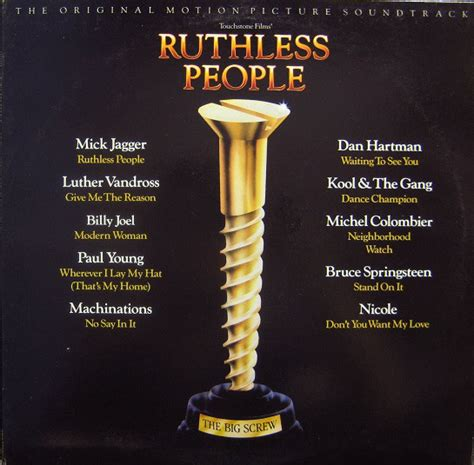 ruthless people  original motion picture soundtrack