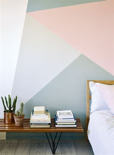 geometric wall design modern geometric wall is the thing that your home is