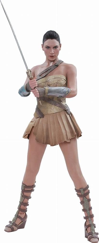 Wonder Armor Woman Training Toys Version Dc