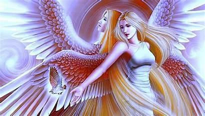 Angel Angels Desktop Wallpapers Wing Pixelstalk