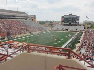 Section 14 At Dkr Texas Memorial Stadium Rateyourseats Com