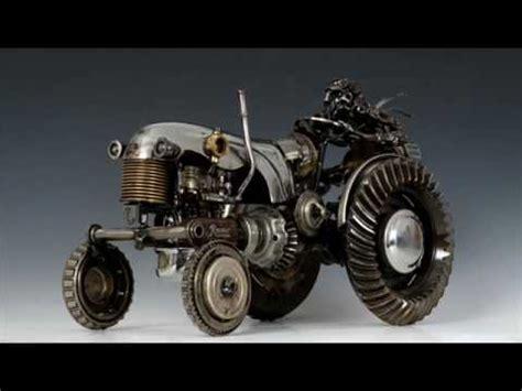 auto parts art youtube