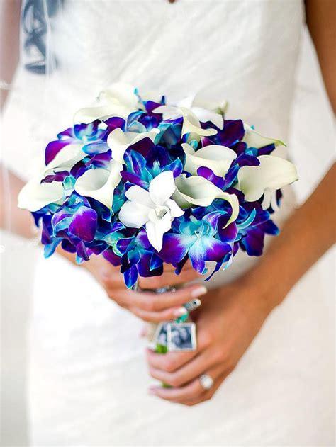 25 Best Ideas About Blue Orchid Bouquet On Pinterest
