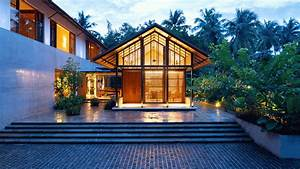 This, Kerala, Home, Gives, A, Modern, Twist, To, The, Region, U2019s, Malabar, Architecture