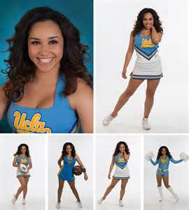 Cheerleaders UCLA Dance Team