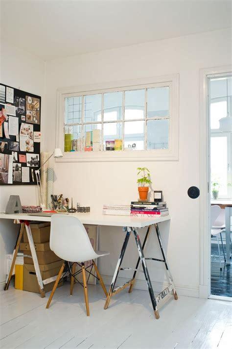 bureau deco bureau scandinave 50 idées pour un coin de travail pratique