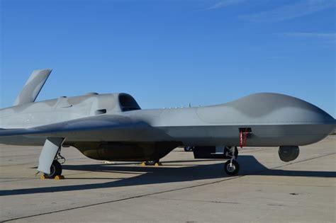 Predator C Avenger Flies with MS-177 Long-Range Sensor ...