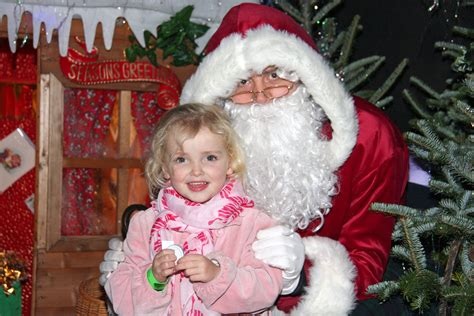 santa s grottos the best festive attractions across the uk