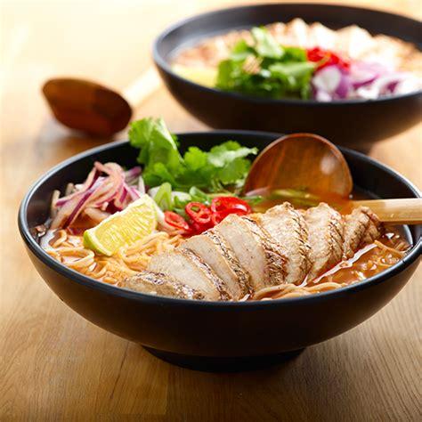wagamama food menu japanese cuisine