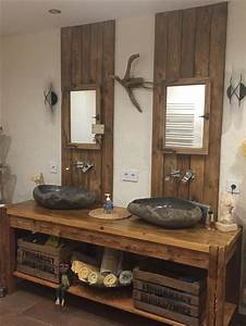 Waschtisch Holz Modern : waschtisch altholz ~ Sanjose-hotels-ca.com Haus und Dekorationen