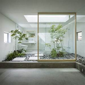 Japanese House Design with Garden Room Inside DigsDigs