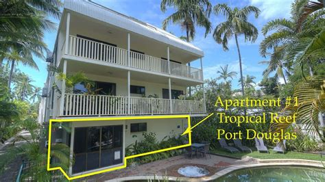 3 Bedroom Units Port Douglas by Tropical Reef Apartments 3 Bedroom Unit Port Douglas
