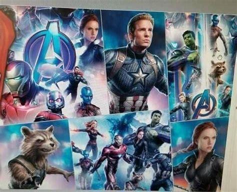 Avengers Endgame Title Revealed Again Cosmic Book News