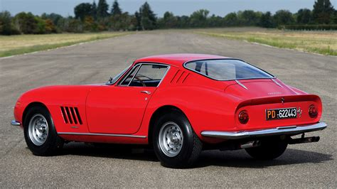 Ferrari 275 gtb from october of 2014 to august of 2015 #08011 underwent a complete mechanical and cosmetic restoration here at canepa. 1965 Ferrari 275 GTB - Wallpapers and HD Images | Car Pixel