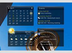 Desktop iCalendar Internet Desktop Calendar