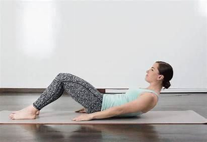 Pilates Curl Core Workout Abs Exercises Partial