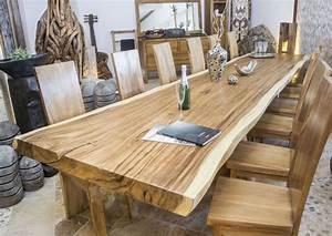 Tischplatte Baumscheibe Massivholzplatte : esstisch tischplatte konferenztisch massivholz tisch baumstamm suar ca 418 cm in m bel ~ Eleganceandgraceweddings.com Haus und Dekorationen