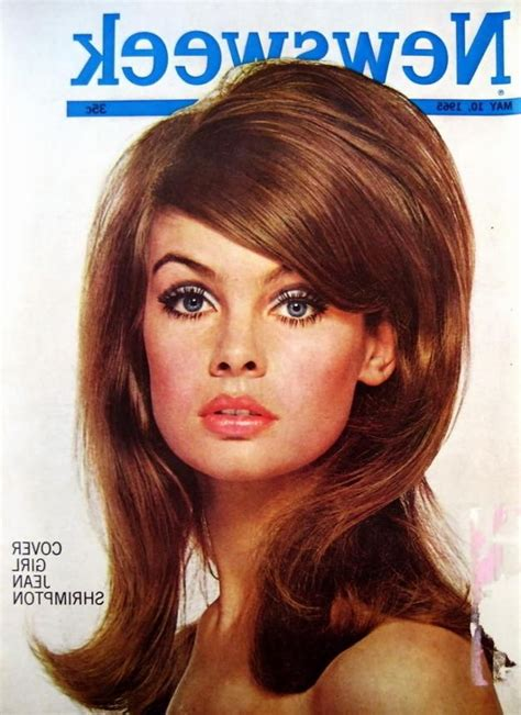 Popular Hairstyles In The 60s by 15 Best Collection Of Sixties Hairstyles