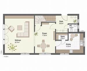 Kleines Haus Bauen 80 Qm : haus walldorf fertighaus keitel gmbh bauen pinterest haus ~ Sanjose-hotels-ca.com Haus und Dekorationen