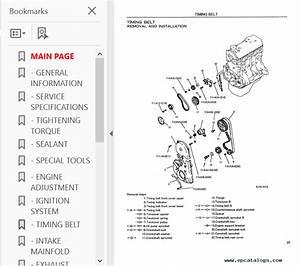 Download Mitsubishi Engine Base 4g63