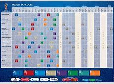 Russia 2018 il calendario delle partite