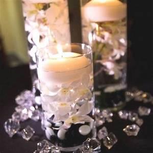 cheap wedding centerpiece ideas dollar store casespearls With dollar store wedding ideas