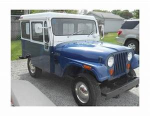 Kaiser Jeep  Survivor Original Dj-5a Dispatcher 100
