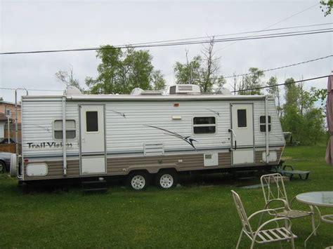 trail vision ft travel trailer  sale  terrace bay ontario thunder bay  adpostcom