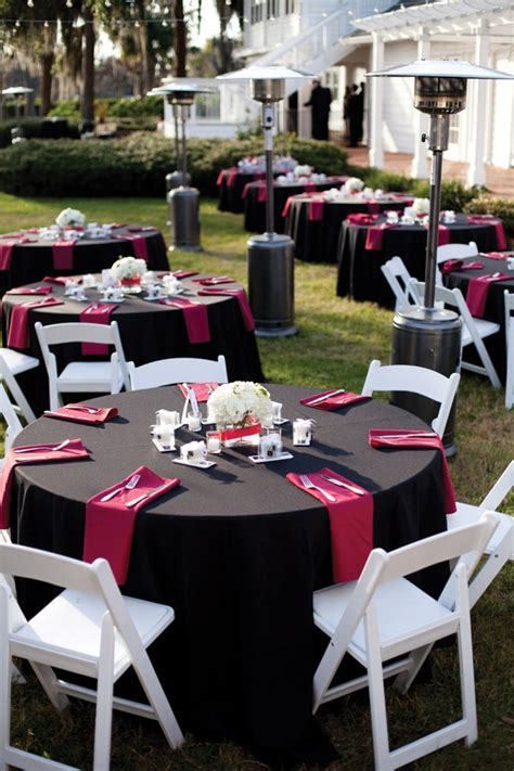 picture of and black wedding ideas