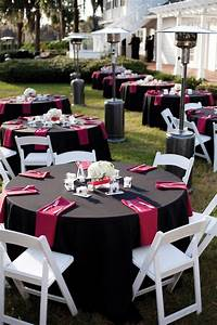 picture of red and black wedding ideas With black and red wedding ideas
