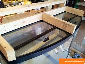 Mrsaltolo Educasts  Building A 72g Bowfront Aquarium Stand