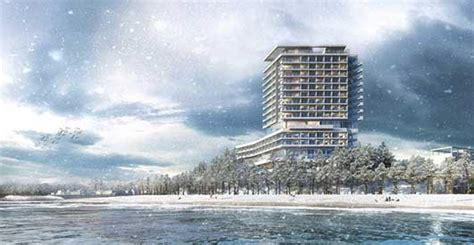 East Hotel Hh by Hh Resort Hotel And Spa Gangneung E Architect