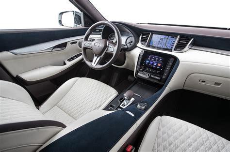 2019 Infiniti Qx50 Interior Review  Motor Trend Canada