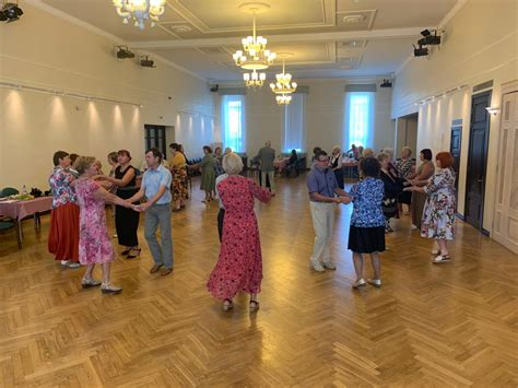 No oktobra Jēkabpilī sākas senioru deju nodarbības