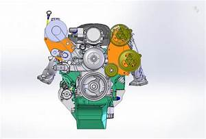 Gm Ls Power Steering  Alternator Relocation Brackets