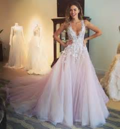 affordable bridesmaid gifts v neck lace prom dresses a line tulle prom dress 2016 evening formal gowns wedding