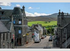 Our pick Scotland's outdoors towns Walkhighlands