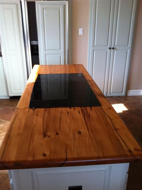 kitchen butcher block countertops cost  adding extra