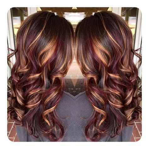 Different Highlight Shades by 72 Stunning Hair Color Ideas With Highlights