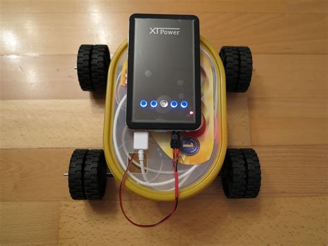raspberry pi wifi radio controlled rc vehicle power supply raspberry pi roboter