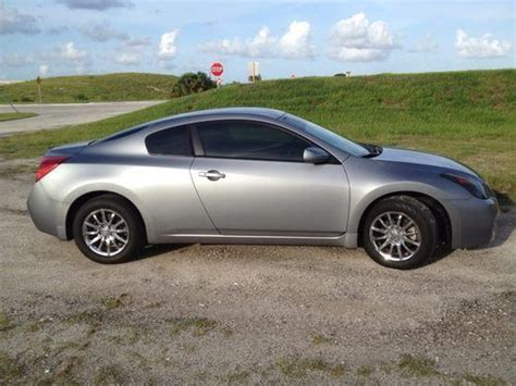 Sell Used 2008 Nissan Altima S Coupe 2door 25l In Port